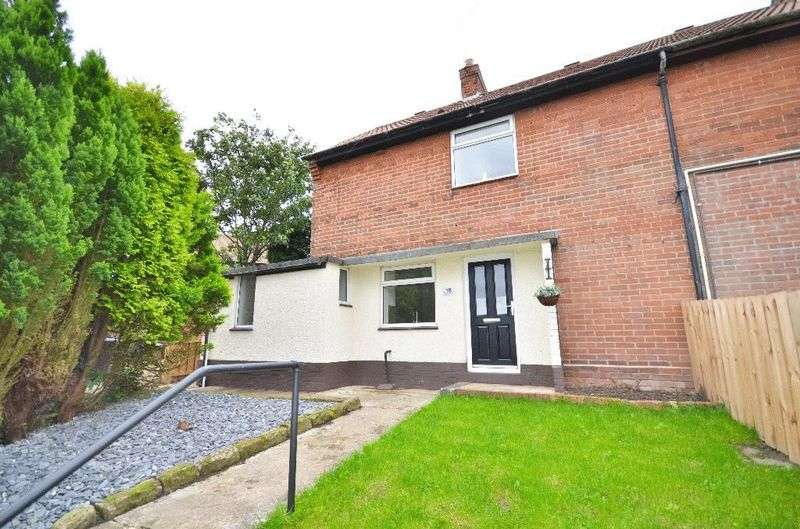 2 Bedrooms Semi Detached House for sale in Wedgewood Road, Seaham