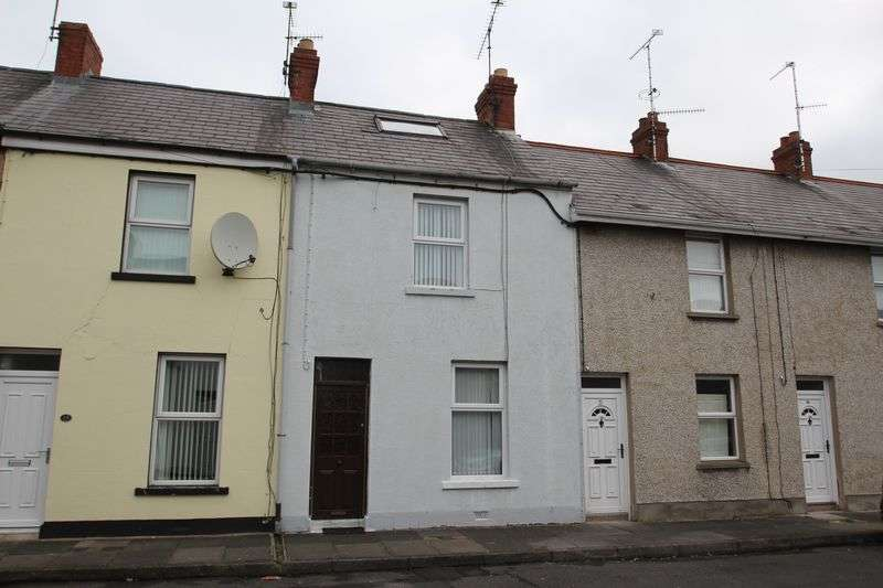 2 Bedrooms Terraced House for sale in 21 Ormonde Street, Portadown, BT62 3AZ