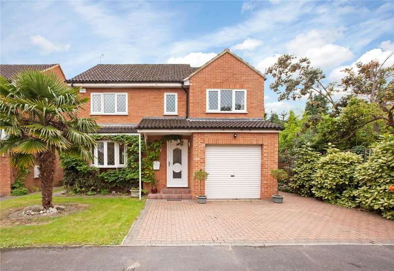 4 Bedrooms Detached House for sale in Somerford Close, Maidenhead, Berkshire, SL6