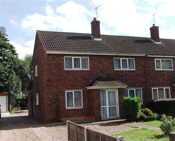 3 Bedrooms Semi Detached House for sale in Enderby Road, Scunthorpe
