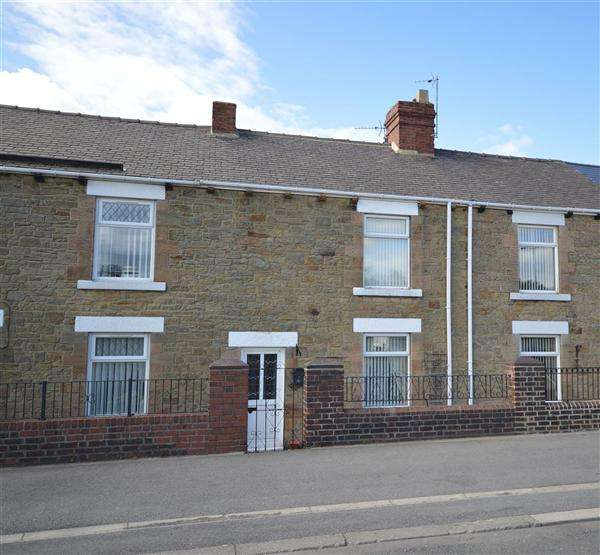 2 Bedrooms Terraced House for sale in Louisa Terrace, Stanley