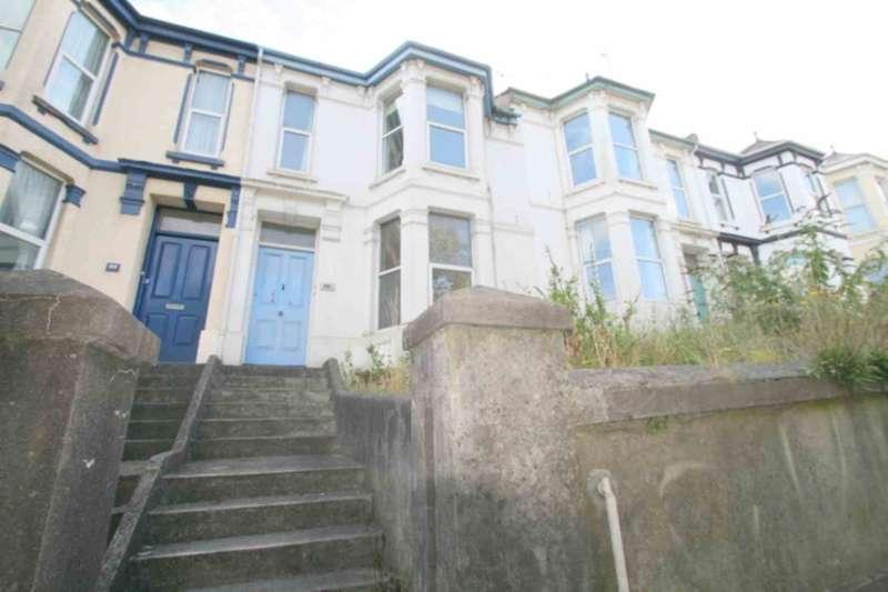 2 Bedrooms Flat for sale in Alexandra Road, Mutley