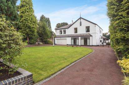 5 Bedrooms Detached House for sale in Lawton Road, Rainhill, Prescot, Merseyside, L35