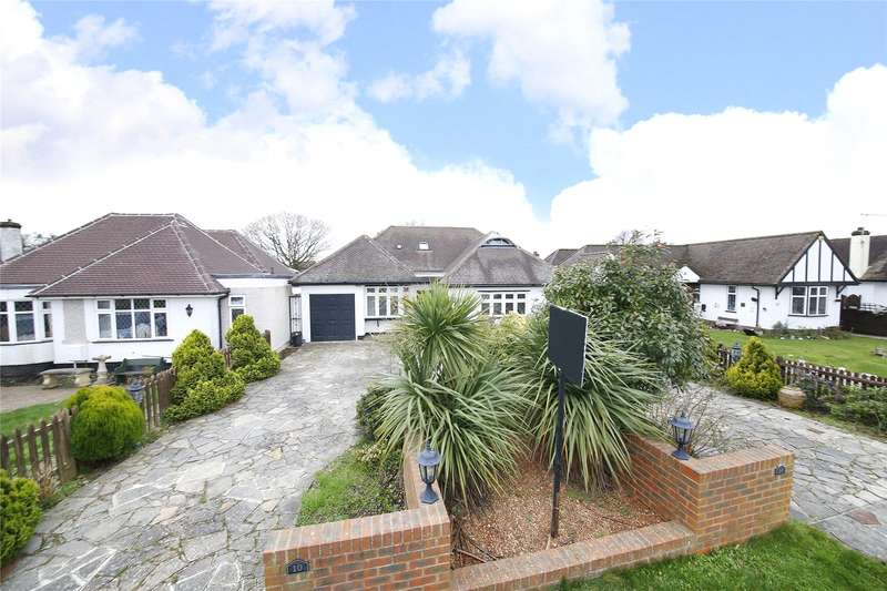 5 Bedrooms Detached Bungalow for sale in Mitchley View, South Croydon