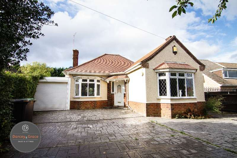 3 Bedrooms Bungalow for sale in Irchester Road, Rushden