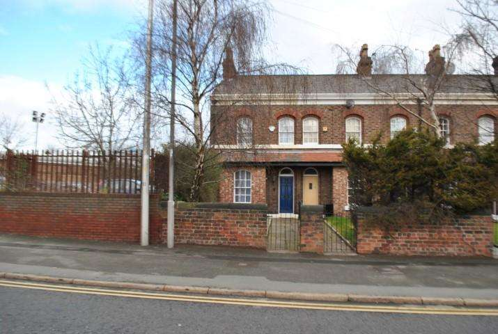 3 Bedrooms Terraced House for sale in Hornby Road, Liverpool, Merseyside, L9