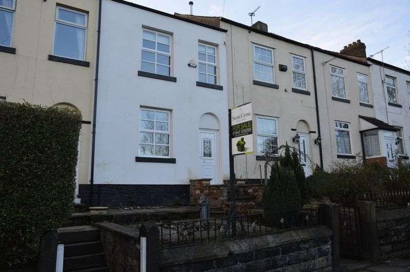 2 Bedrooms Terraced House for sale in School Street, Golborne, WA3 3BD
