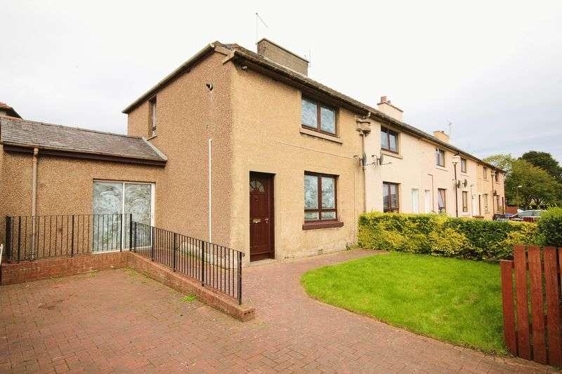 3 Bedrooms Terraced House for sale in Cardross Avenue, Broxburn, EH52 6HY