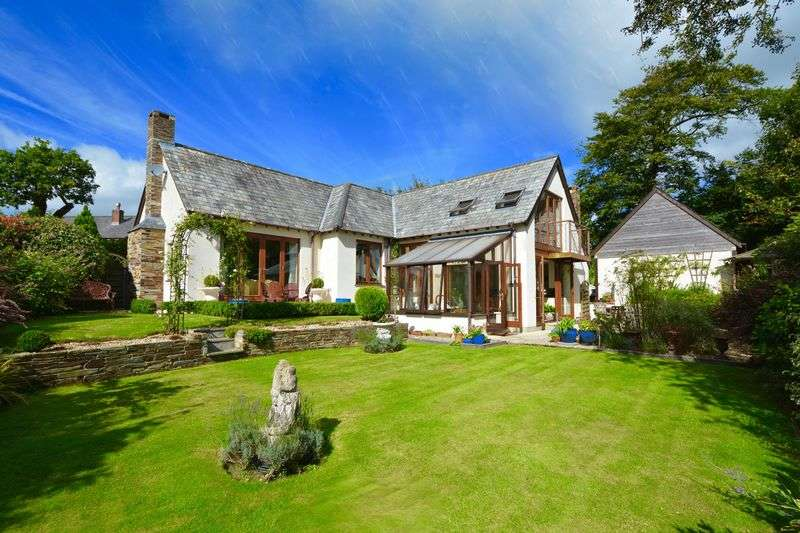 4 Bedrooms Detached House for sale in Bratton Clovelly, Okehampton