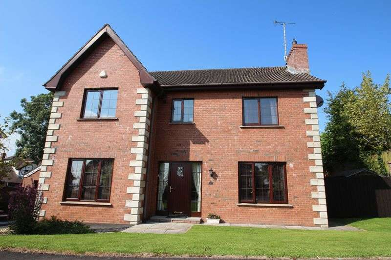 4 Bedrooms Detached House for sale in 27 Lynden Gate, Portadown