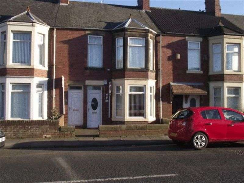 2 Bedrooms Flat for sale in Millbank Terrace, Bedlington