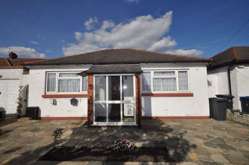 2 Bedrooms Detached Bungalow for sale in Former 2 Bed Detached Bungalow