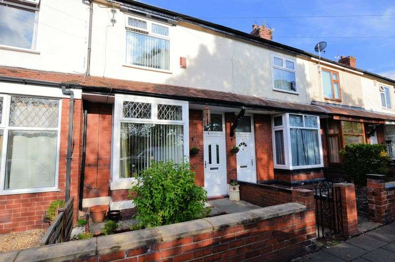 3 Bedrooms Terraced House for sale in Withins Lane, Manchester