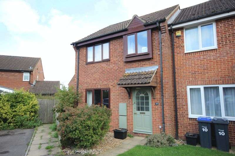 3 Bedrooms Terraced House for sale in GRACE CLOSE, SALISBURY, SP2