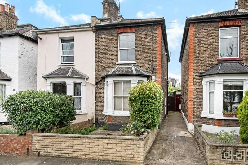 2 Bedrooms Semi Detached House for sale in Portman Road, Kingston upon Thames KT1