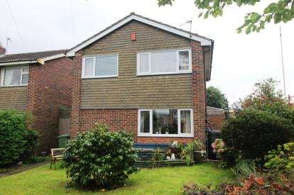 3 Bedrooms Detached House for sale in Falcon Drive, Patchway, Bristol, Gloucestershire