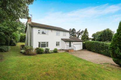 4 Bedrooms Detached House for sale in Cherry Tree Lane, Colwyn Bay, Conwy, LL28