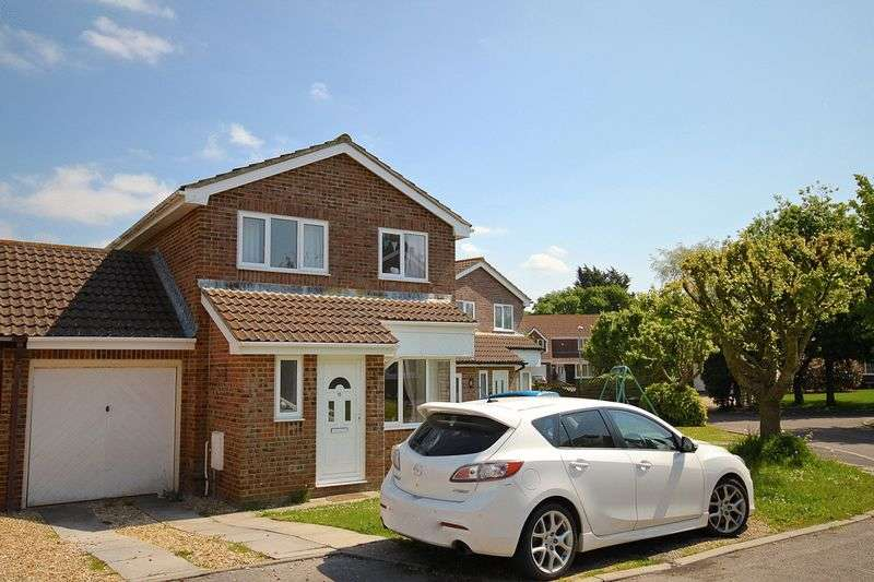 3 Bedrooms Detached House for sale in Crossways, Dorchester, DT2