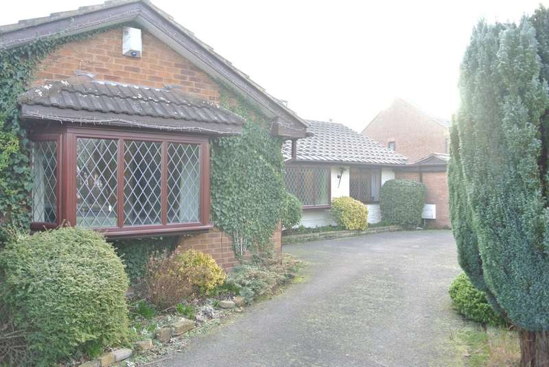 3 Bedrooms Detached Bungalow for sale in Coton Road, Whitacre Heath