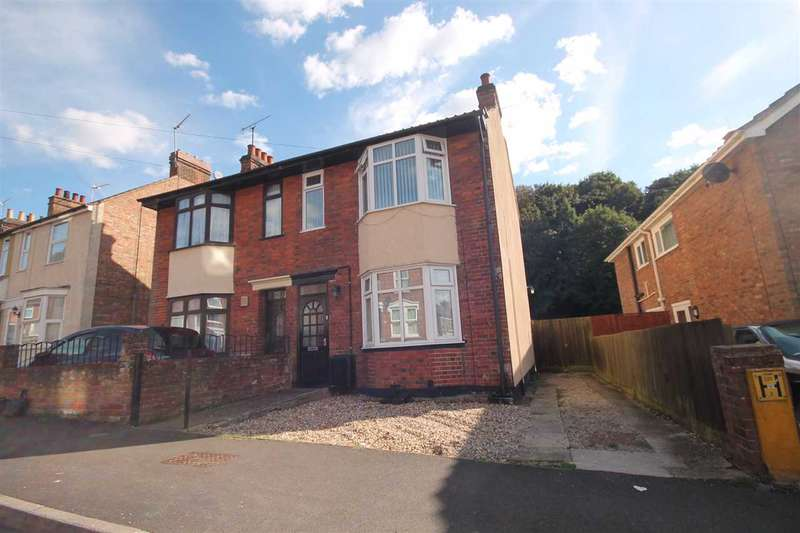 3 Bedrooms Semi Detached House for sale in Cavendish Street, Ipswich