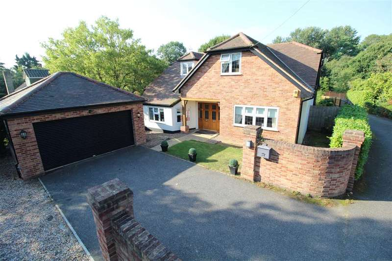 4 Bedrooms Detached House for sale in Orchard Cottage, Brentwood Road, Herongate