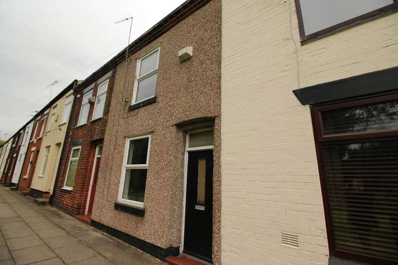 2 Bedrooms Property for sale in Barton Street, Tyldesley, Manchester, M29