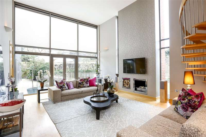 6 Bedrooms Detached House for sale in Paddock Way, London, SW15