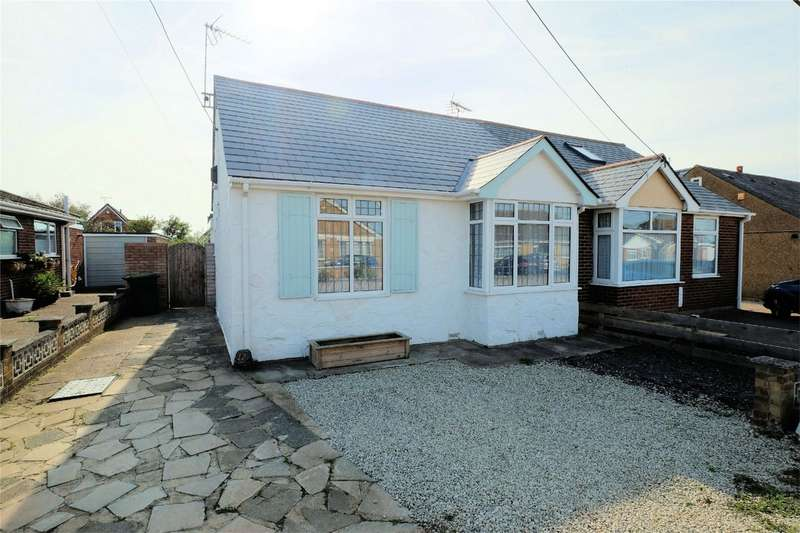 3 Bedrooms Semi Detached Bungalow for sale in Eden Road, Seasalter, WHITSTABLE, Kent