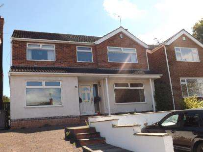 4 Bedrooms Detached House for sale in Boxley Drive, West Bridgford, Nottingham, Nottinghamshire