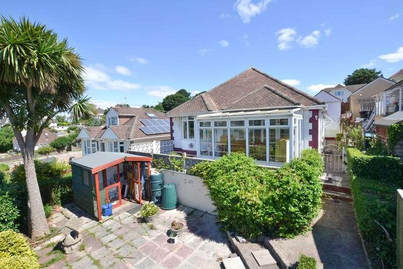 3 Bedrooms Detached Bungalow for sale in Aller Park Road, Newton Abbot