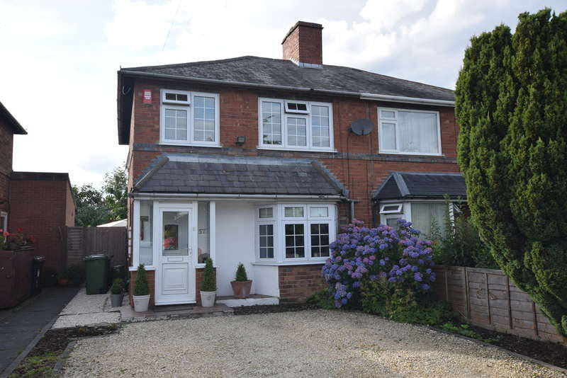 3 Bedrooms Semi Detached House for sale in Hampton Road, Knowle
