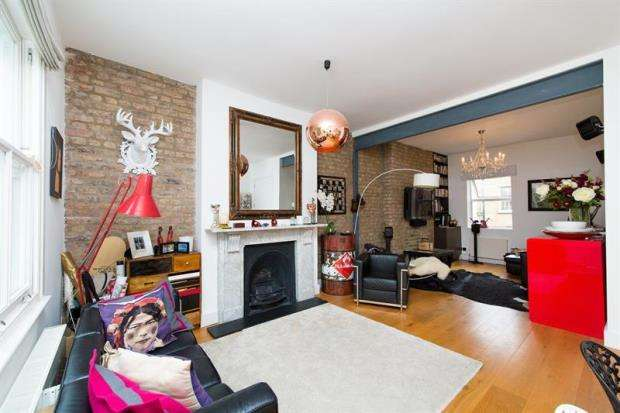 4 Bedrooms House for sale in Cornwall Crescent, Notting Hill, London, W11