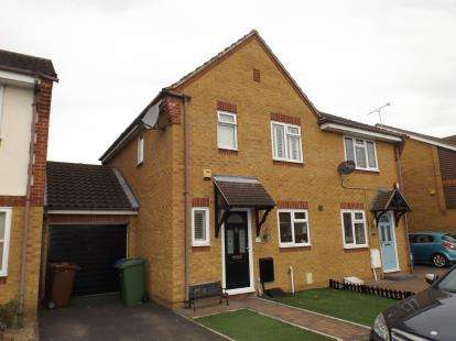 3 Bedrooms Semi Detached House for sale in Chafford Hundred, Grays, Essex
