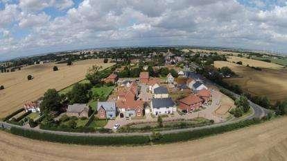 3 Bedrooms Semi Detached House for sale in Tillingham, Essex
