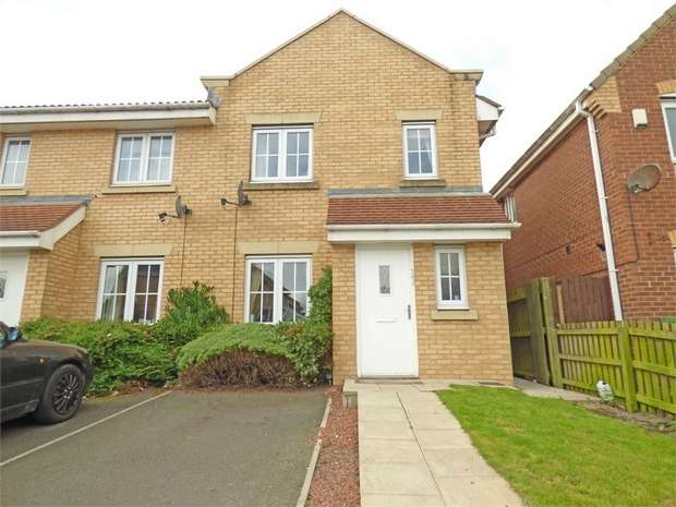 3 Bedrooms Terraced House for sale in Chillerton Way, Wingate, Durham