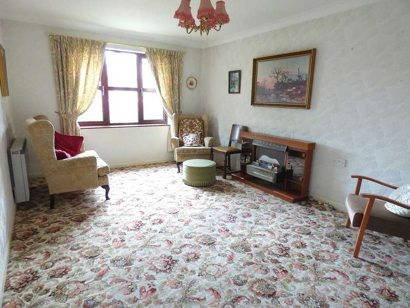 1 Bedroom Retirement Property for sale in Oxford Court, Oxford Road, Ansdell, Lytham St Annes