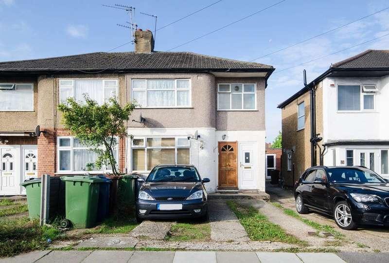 1 Bedroom Flat for sale in Holyrood Avenue, Harrow, HA2