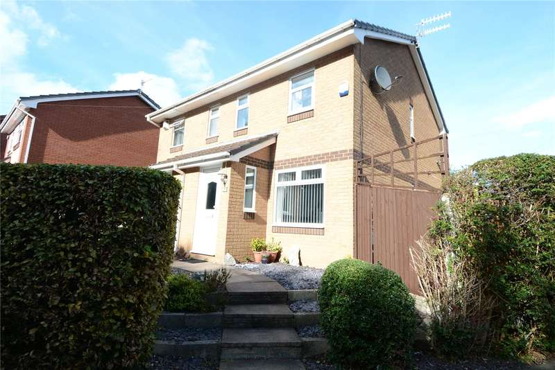 2 Bedrooms Semi Detached House for sale in Norwich Drive, Upton, Wirral