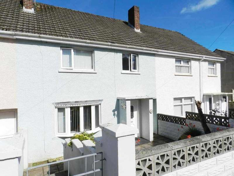 3 Bedrooms Terraced House for sale in Fleming Crescent, Haverfordwest, Pembrokeshire