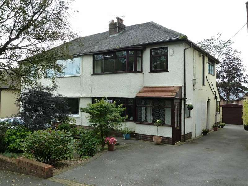 3 Bedrooms Property for sale in Lovers Lane, Grasscroft, SADDLEWORTH, OL4