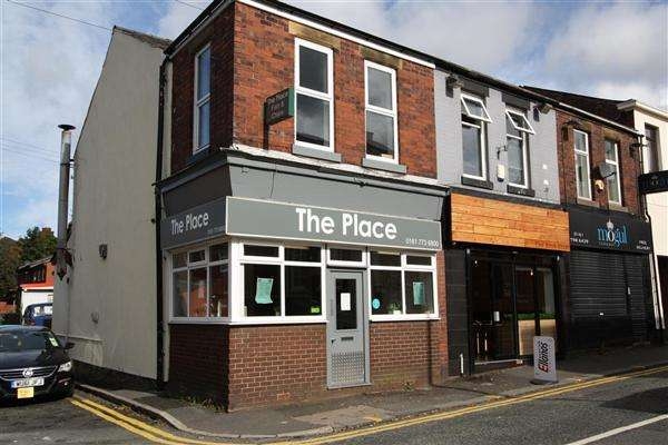 Commercial Property for sale in Clifton Rd, Prestwich