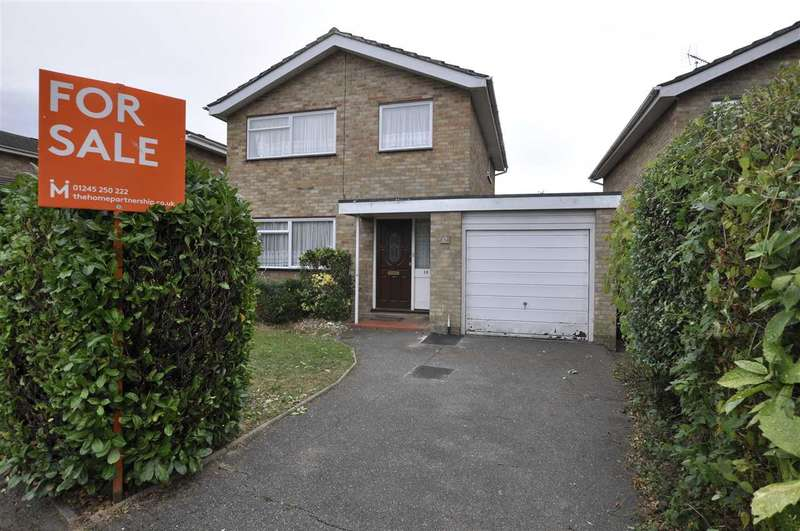3 Bedrooms Detached House for sale in Walkers Close, Chelmsford