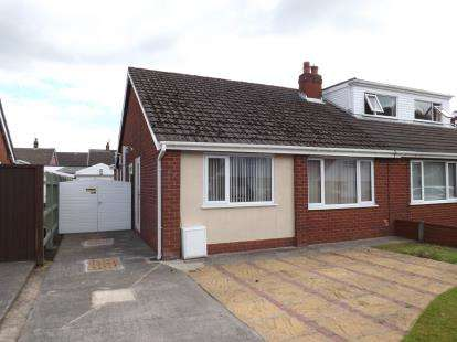 3 Bedrooms Bungalow for sale in Western Drive, Leyland, .