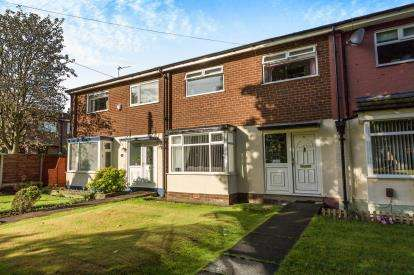 3 Bedrooms Terraced House for sale in Argosy Drive, Eccles, Manchester, Greater Manchester