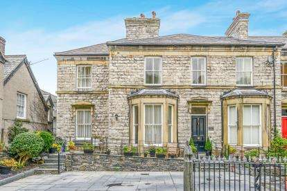 5 Bedrooms End Of Terrace House for sale in The Terrace, Bridge Street, Cowen, Denbighshire, LL21
