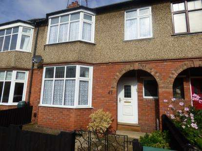 3 Bedrooms Terraced House for sale in Broadway, Northampton, Northamptonshire, Northants