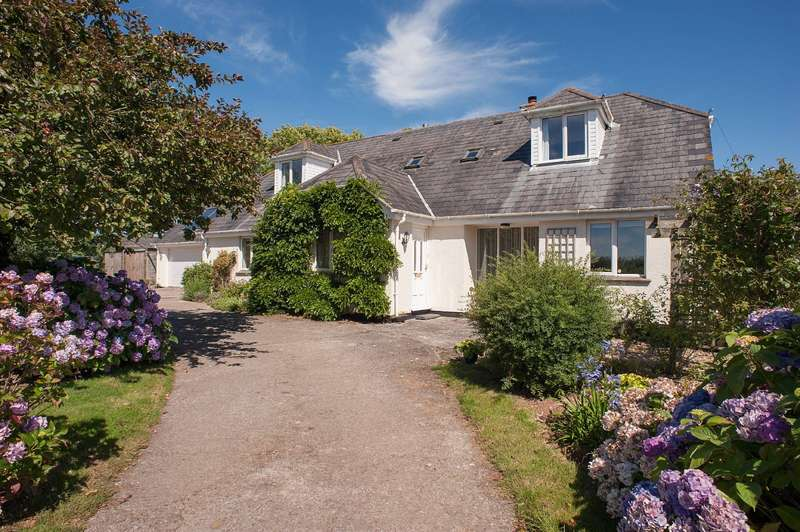 4 Bedrooms Detached House for sale in Marland, Marland Cross, Yealmpton