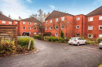 2 Bedrooms Flat for sale in Paderborn Court, Bolton, Lancs