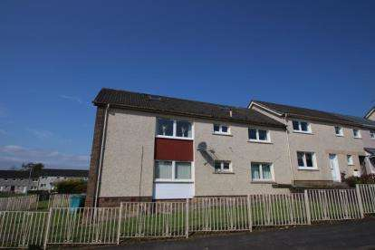 2 Bedrooms Flat for sale in Rochsoles Drive, Rochsoles, Airdrie