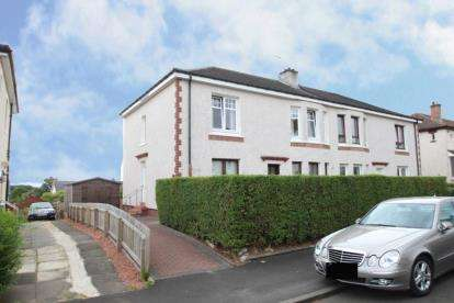 2 Bedrooms Flat for sale in Morningside Street, Riddrie, Lanarkshire